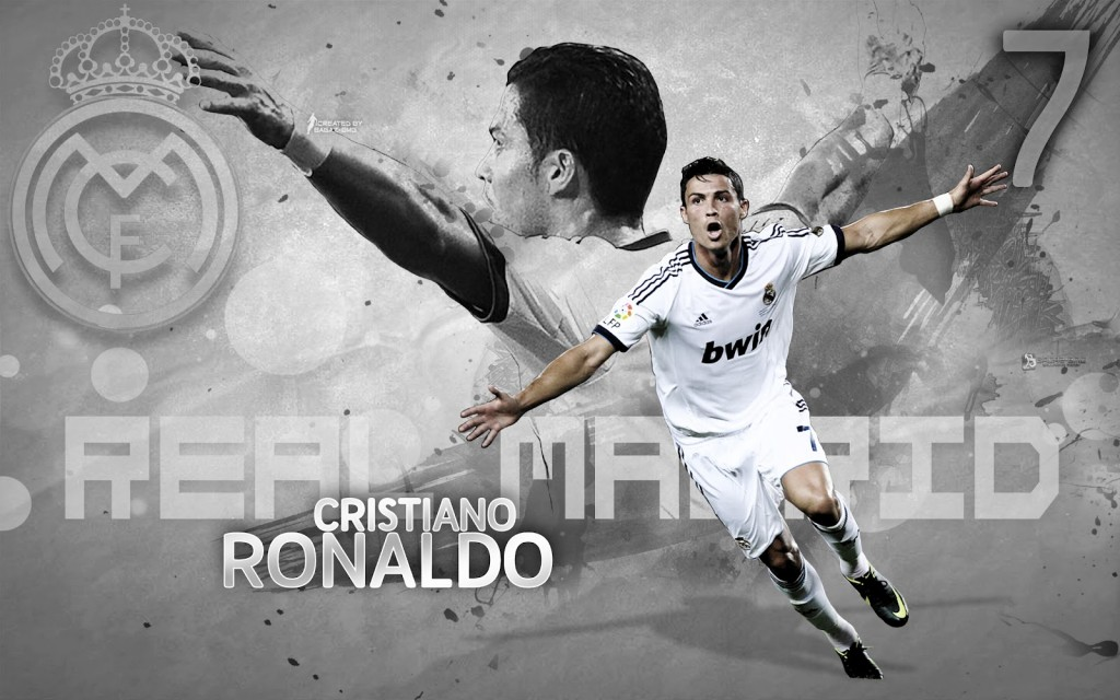 Cristiano Ronaldo Real Madrid HD Wallpapers 2012-2013
