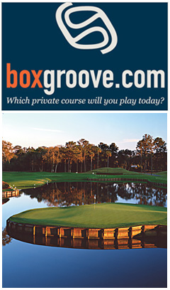 Boxgroove - Play Private Golf Courses