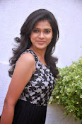 Model Bhargavi Photos at Pochampally Ikat art mela launch-thumbnail-8