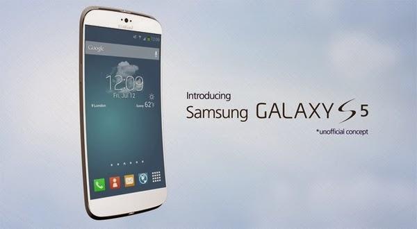 Inilah Video Samsung Galaxy S5 dengan Bentuk Unik
