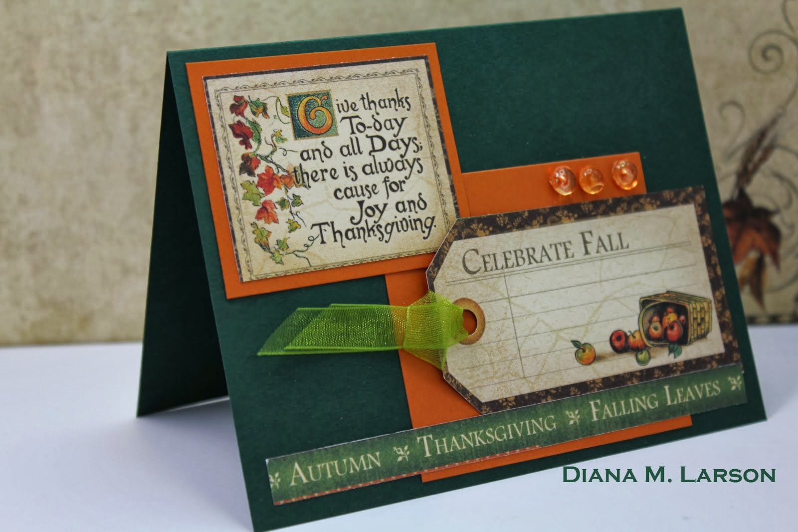 DL.ART THANKFUL THURSDAY NOVEMBER LINKY CHALLENGE
