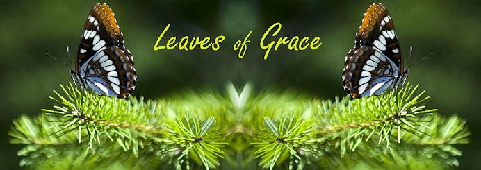 LEAVES OF GRACE