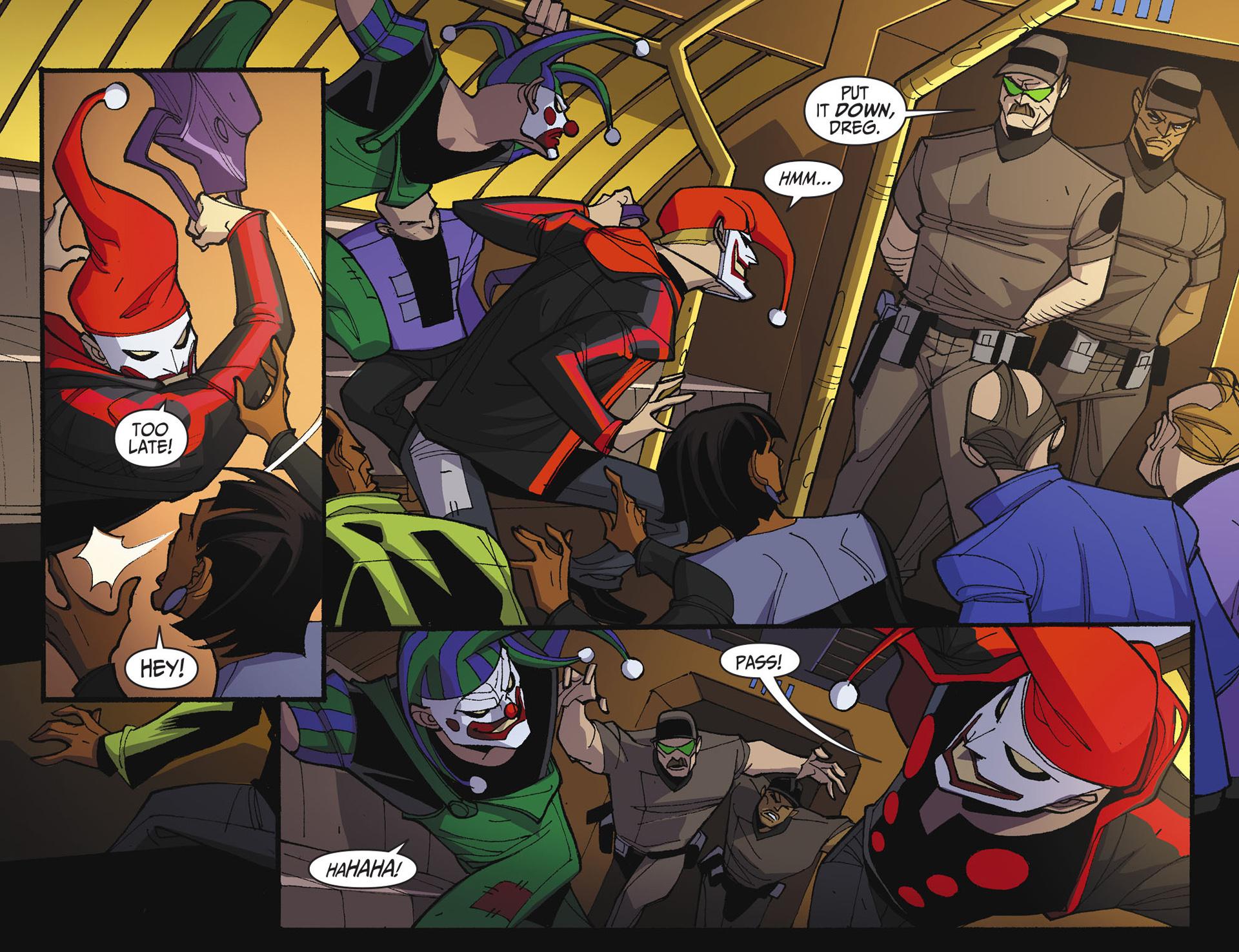 Batman Beyond 2.0 #17 #24 - English 5