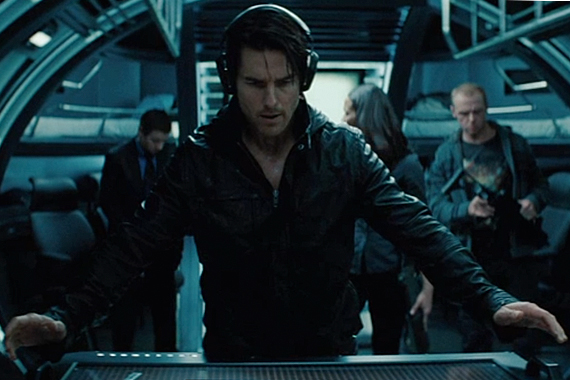 Điệp Vụ Bất Khả Thi 4: Chiến Dịch Bóng Ma ,Mission: Impossible - Ghost Protocol