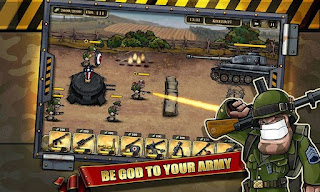 Screenshots of the Call of Victory for Android tablet, phone.