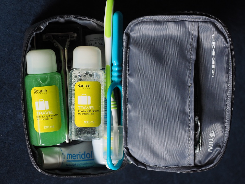 Travel Light on a Full Itinerary with Mini Travel Essentials