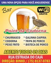 POINT DA CODORNA