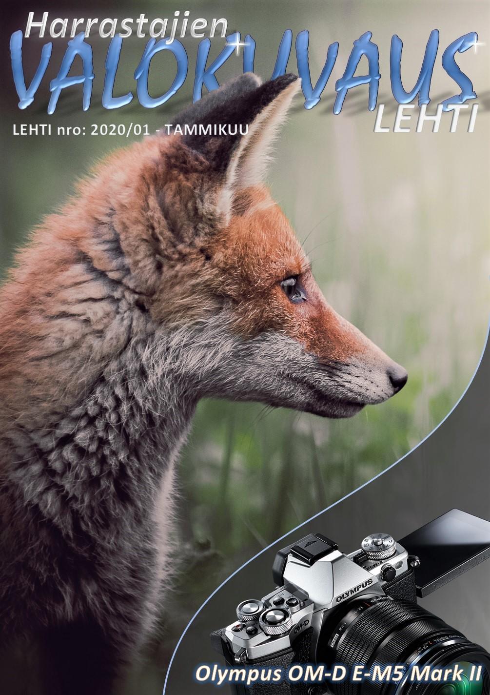 VALOKUVAUS-LEHTI 2020/01