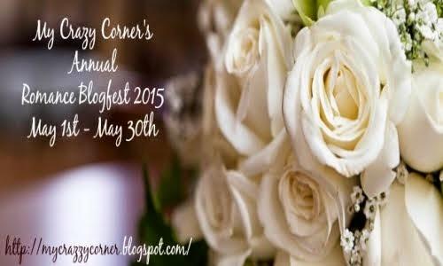 My Crazy Corner's Annual Romance Blogfest