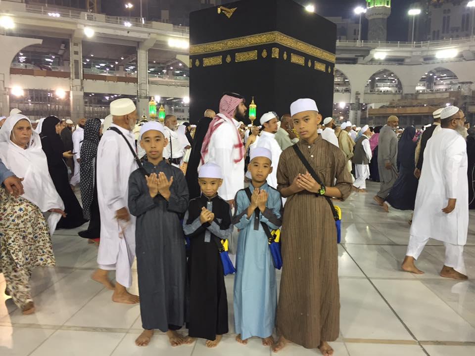 IBADAH UMRAH FAMILY 2016