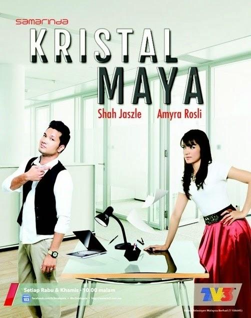 Kristal Maya (2014) Episod 6