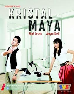 Kristal Maya cover drama