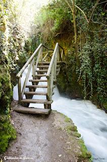 Puente de Escaleras