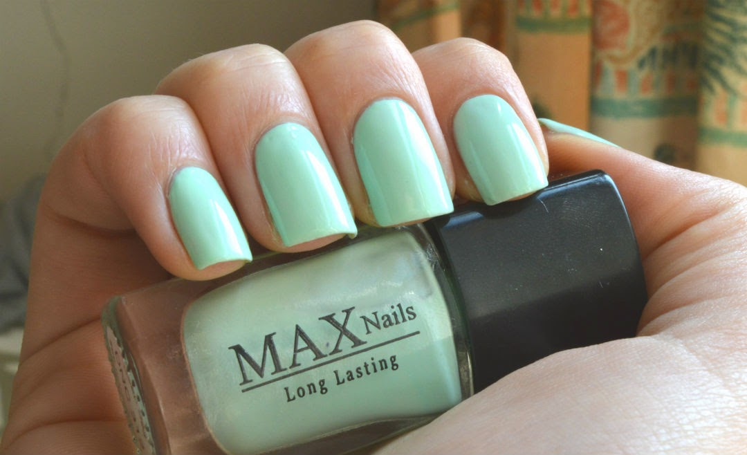 MAX Deep Sea Swatch