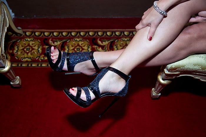 sandali tacco spillo