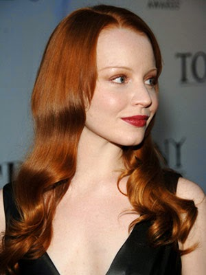 Rose McGowan Ginger Red Hair Color Ideas