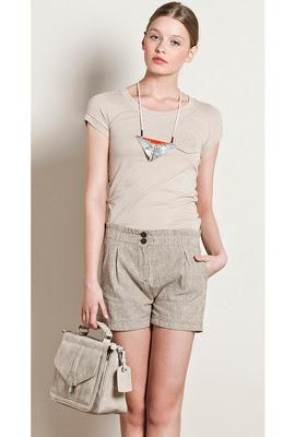 shorts de vestir para mujer