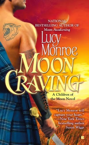 Moon Craving (A Children of the Moon Novel Book 2)
