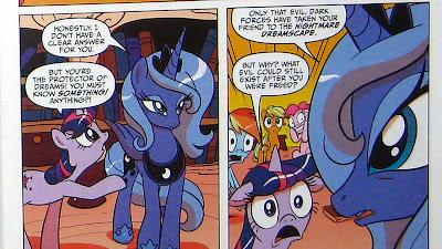 Luna explains the situation