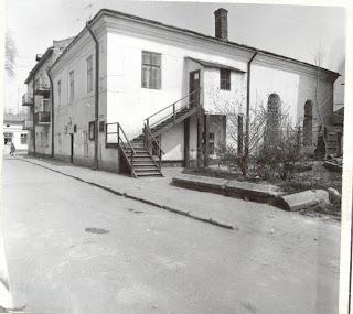 Будинок равина і школа-хедер