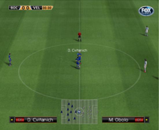 [Aporte] Marcador Copa Libertadores 2012