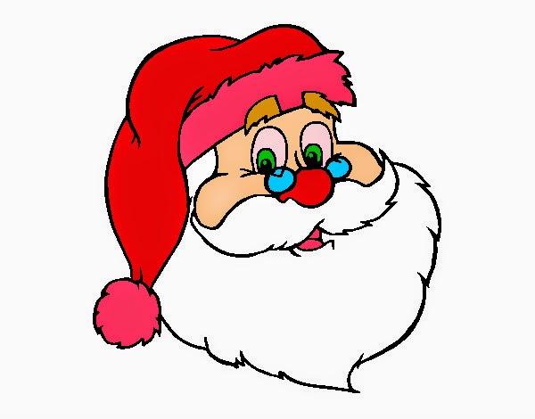 Un ambientalista especial navidad manualidades para peques for Dibujos de navidad pintados
