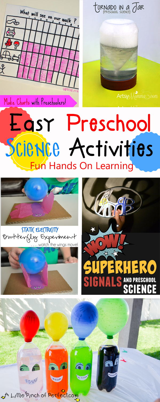 easy preschool science activities easy preschool science activities a pinch of 348