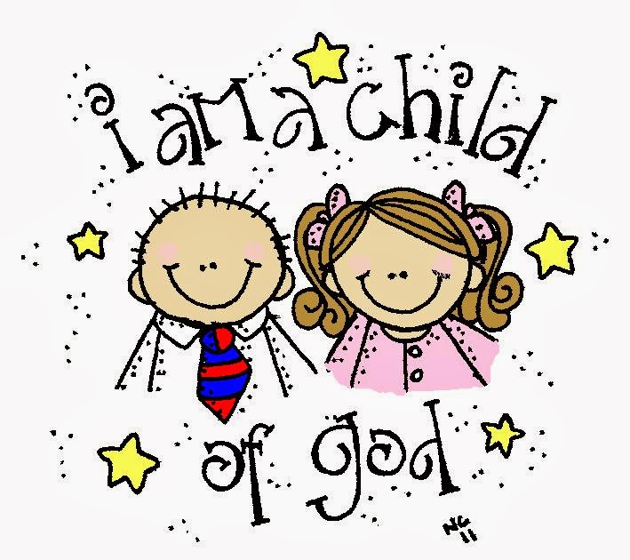 Image result for I am a child of God