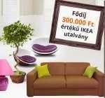 300.000 Tt értékben nyeremény