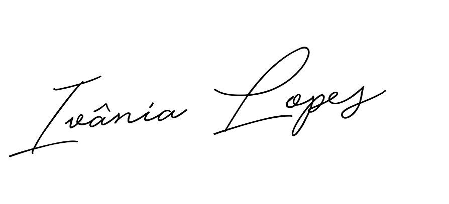Blog Ivânia Lopes