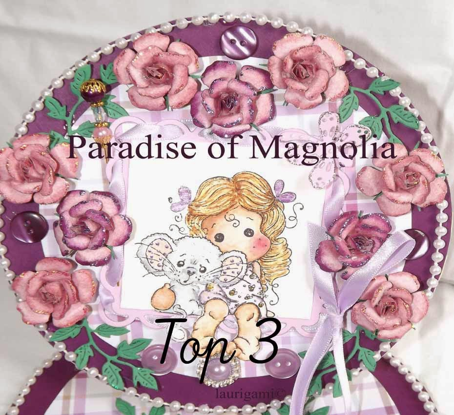 Top Three - Thank you so much!!!