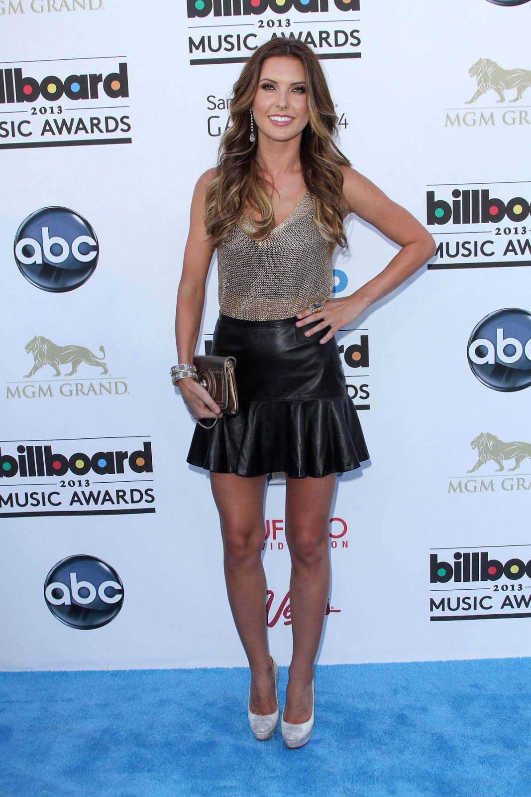 upskirt red capet Audrina Patridge: Again, relevancy? 'The Hills' has been over for years. I'm a little annoyed that I like her skirt. Therefore, I hate her.