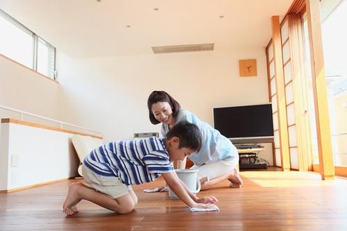Các cách khắc phục nhà bị nồm ẩm