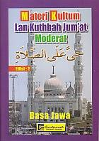 toko buku rahma: buku materi kultum lan kuthbah jumat moderat edisi 2, pengarang drs. basuki, penerbit cendrawasih