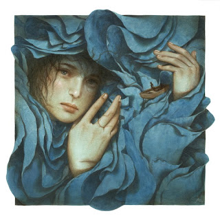 Image © Tran Nguyen - 'Drowning in a sea of uncertainty' - Permission granted to use by artist