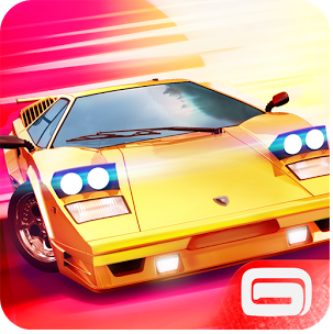 Asphalt: OverDrive v1.0.1a Mod [Unlimited Money]