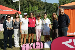 Campiones Catalunya Femenines Pitch and Putt 2011