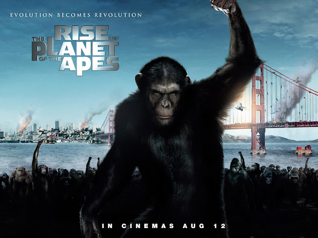 Rise of the Planet of the Apes Wallpaper 1