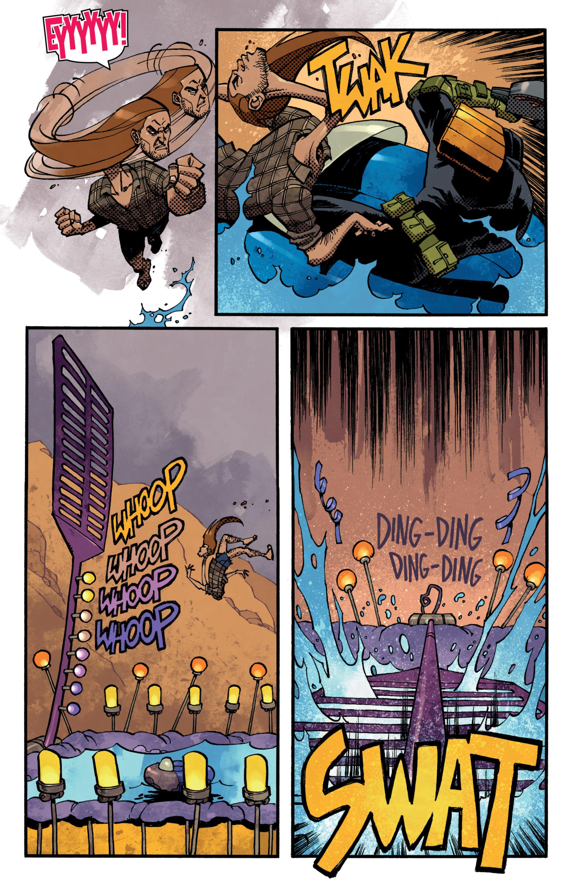Read online Judge Dredd (2012) comic -  Issue # _TPB 3 - 39