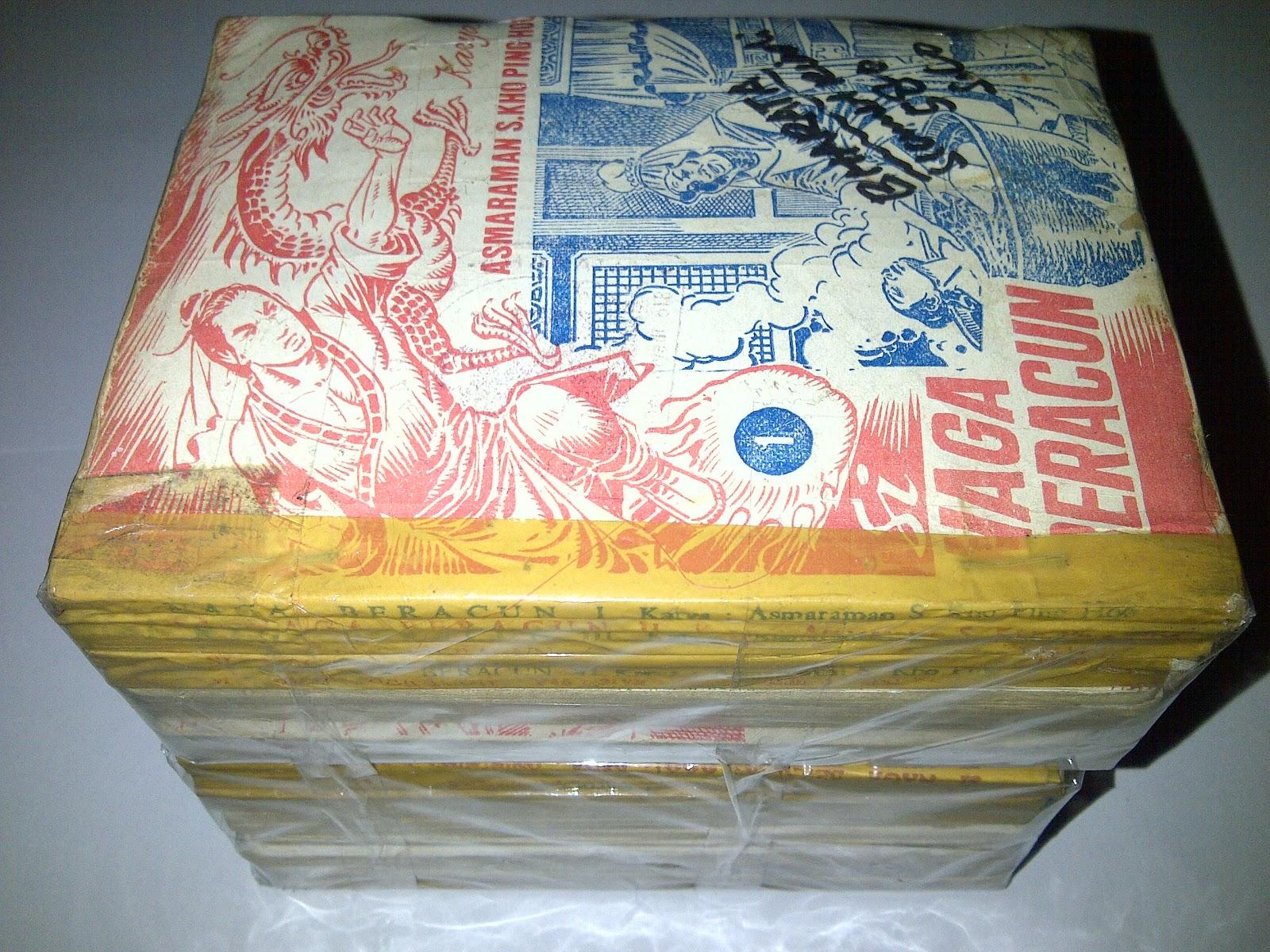 aga Beracun (Jilid 1–34) - Serial Naga Sakti Kuning