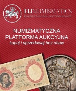 EuNumismatics - POLECAMY
