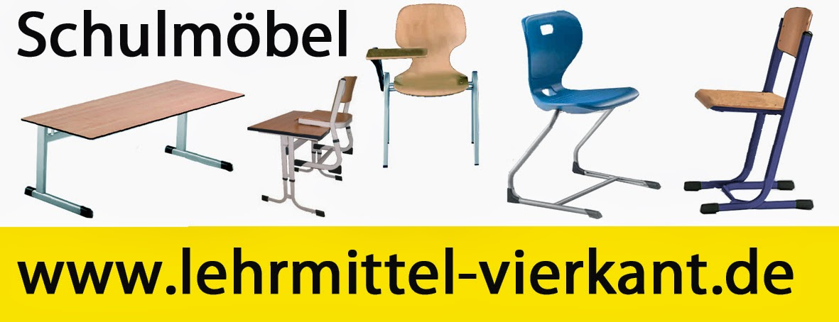 Schulmöbel, Schuleinrichtung