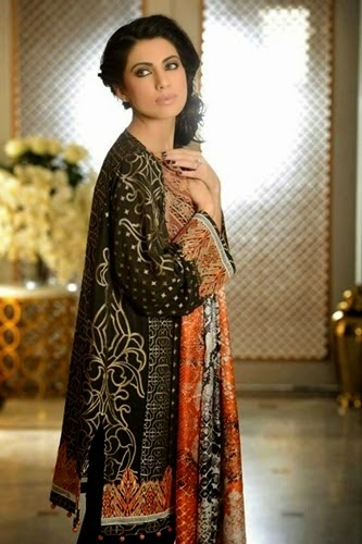 Faraz Manan Luxury Eid Collection