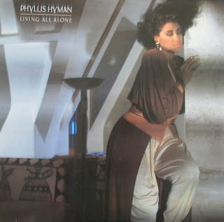 PHYLLIS HYMAN - LIVING ALL ALONE (1987)