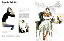 Sophie Griotto dans illustration now3 de Taschen