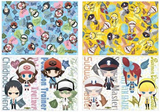 PokemonMate MiniNotebook set Animate