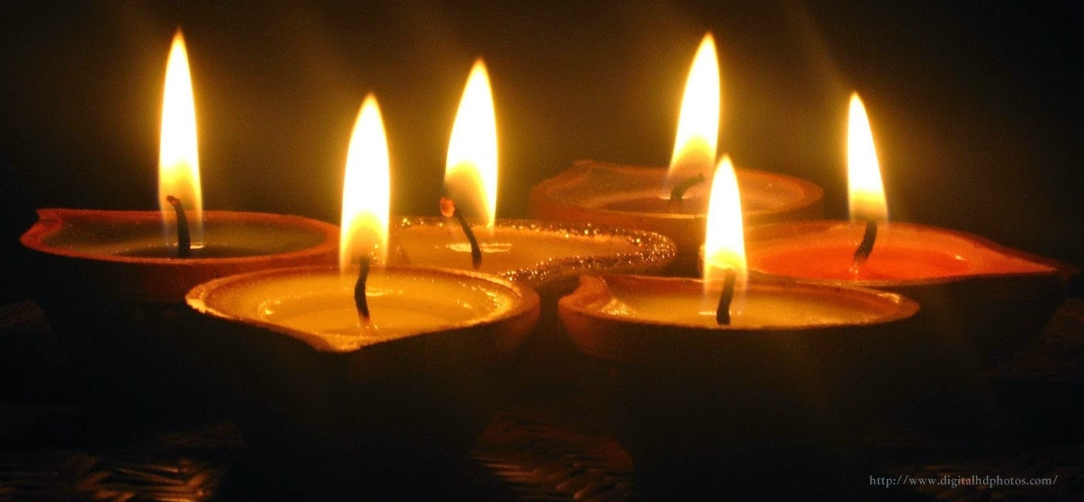 Deepavali Lamp Light Diwali