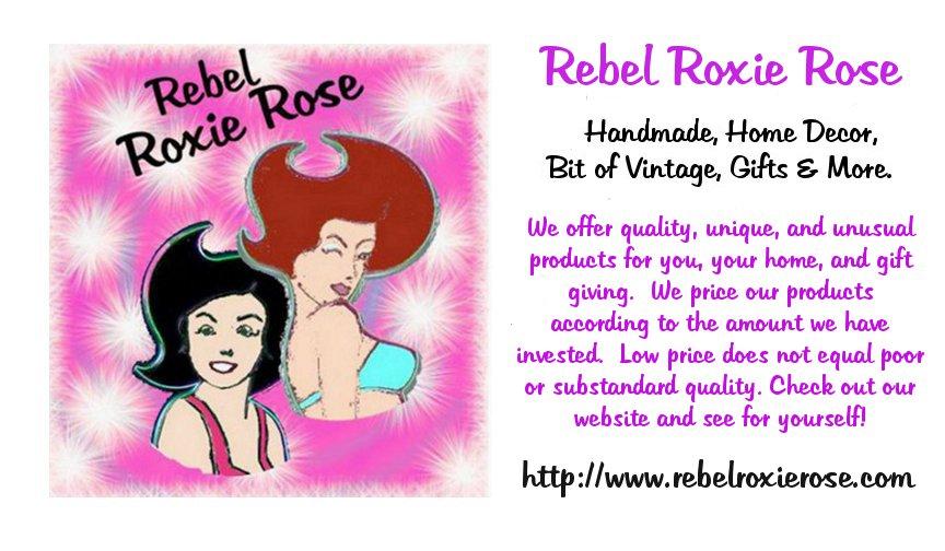 Rebel Roxie Rose