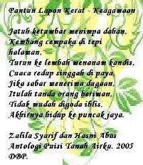 Kesusasteraan Melayu Tradisional Stpm Puisi Melayu