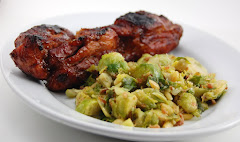 BBQ & Brussel Sprouts